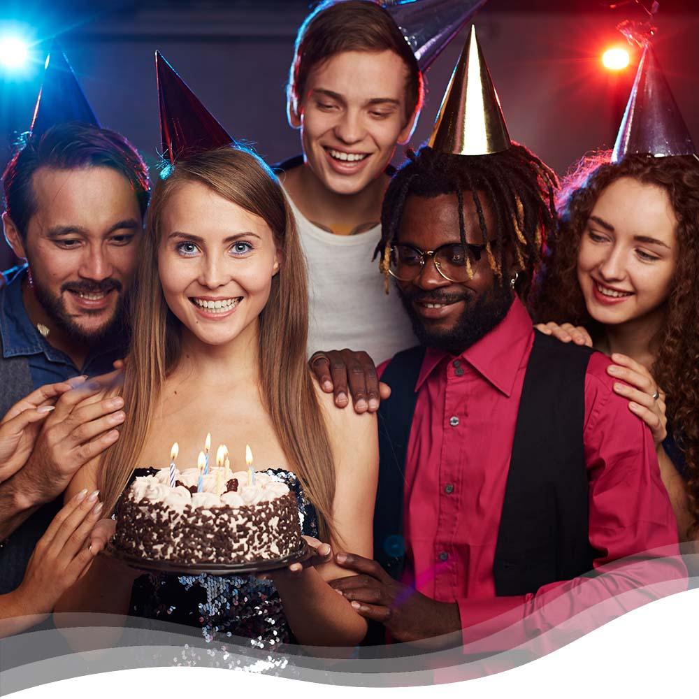 Perpetual Rhythms :: Professional Birthday Party DJ Services