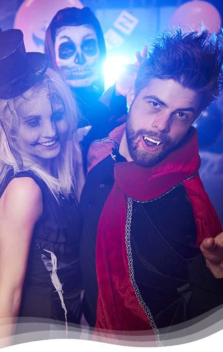 Perpetual Rhythms :: Halloween Party DJ Services