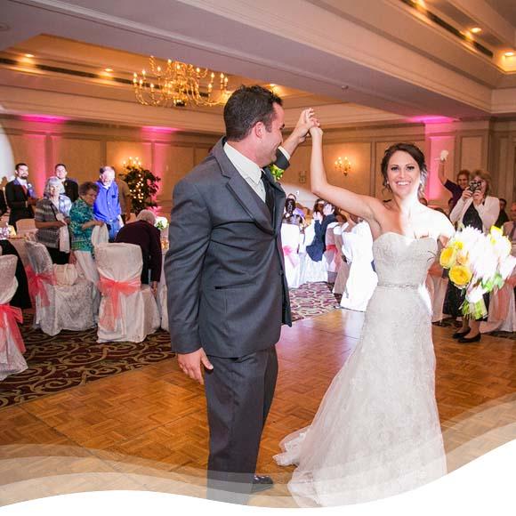 Perpetual Rhythms :: The Importance of Your Wedding DJ 2