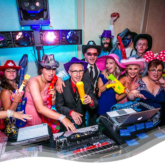 Perpetual Rhythms :: The Importance of Your Wedding DJ 6