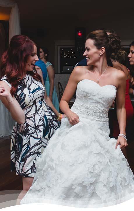 Perpetual Rhythms :: Professional Wedding DJ Services