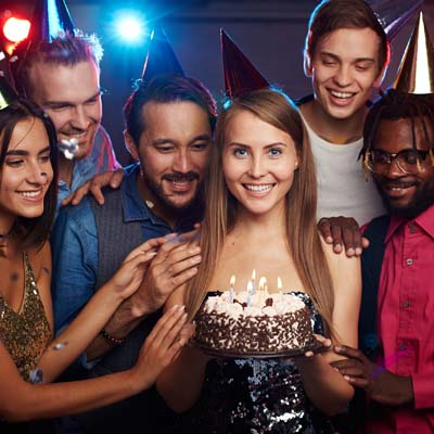 Perpetual Rhythms :: Types of Party DJ Services - Birthday Party DJ