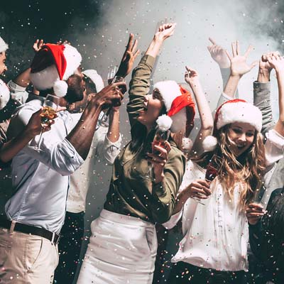 Perpetual Rhythms :: Types of Party DJ Services - Holiday & Christmas Party DJ