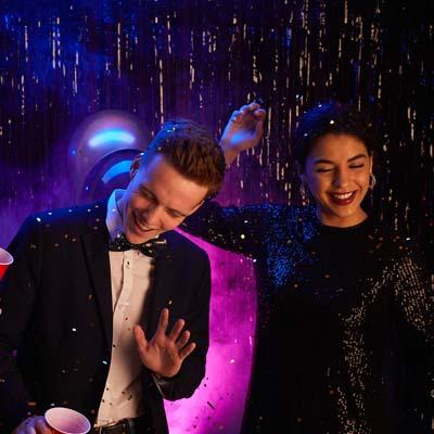 Perpetual Rhythms :: Types of Party DJ Services - Prom DJ