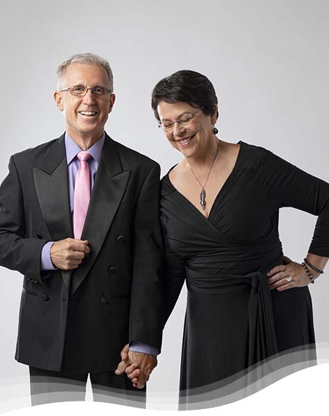 Perpetual Rhythms :: Private Dance Lessons Instructors Ron Finlay & Shirlee Rankin