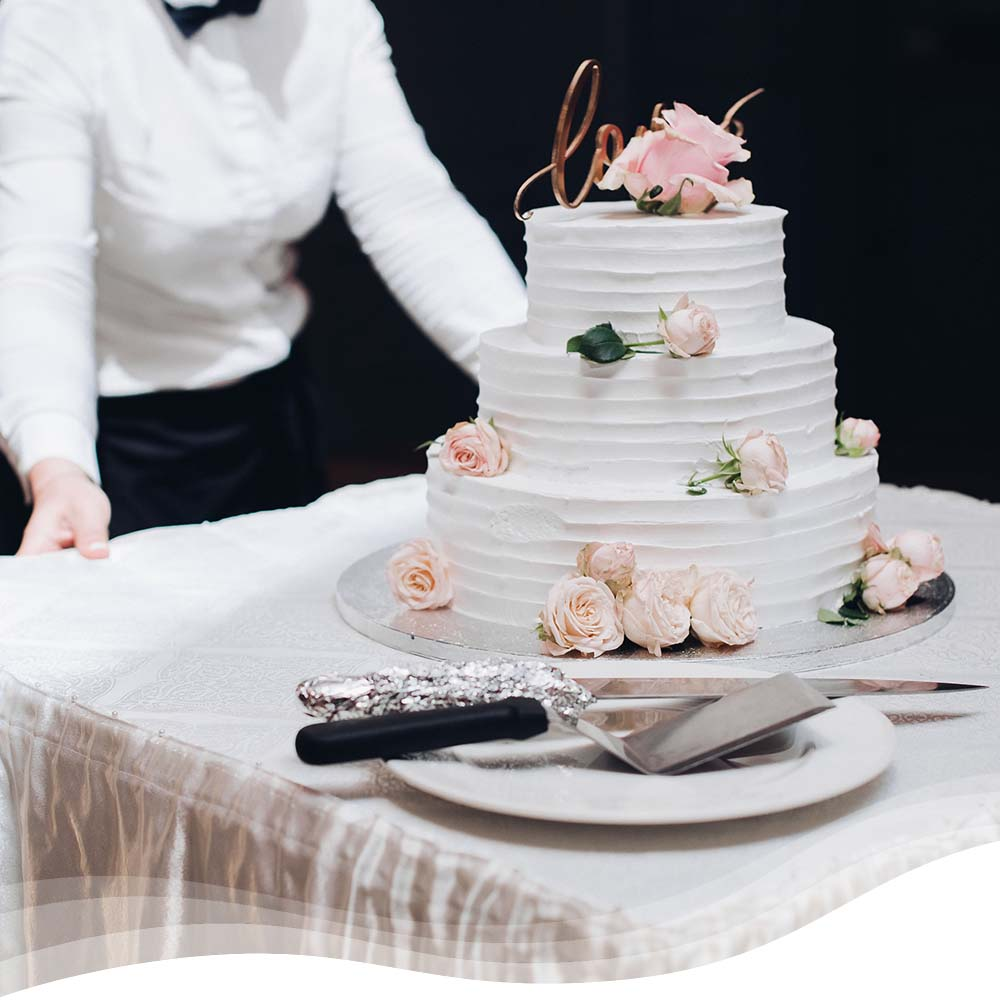 Perpetual Rhythms :: Wedding Cake Turntable